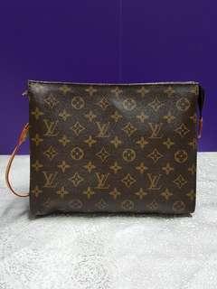LV Clutch handbag