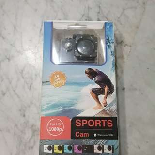 1080p high definition full HD action sports camera
