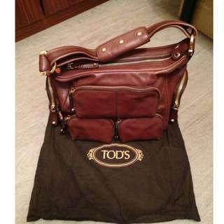 Tod's Hobo Brown Bag - Second Hand