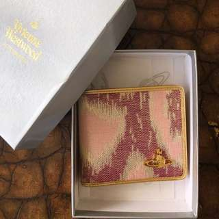 Vivienne westwood classic bifold wallet