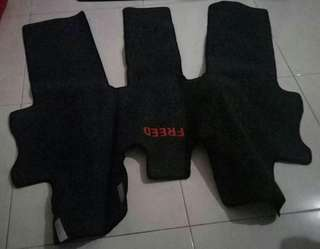 1 set karpet bludru original honda freed