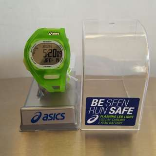 Asics sporty watch