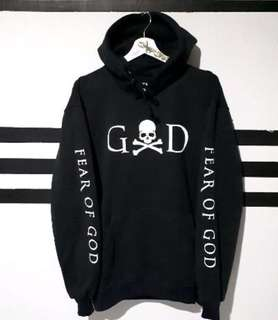 Hoodie fear of god