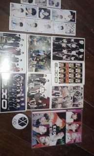 Exo-merchandise