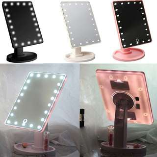 Led mirror (touch screen)