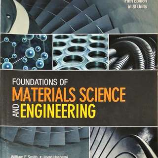 Foundations of Materials Science and Engineering 5th Edition (Smith)
