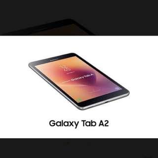 Samsung tab A2 100% new 行貨 已貼玻璃保護貼