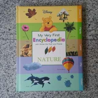 Encyclopedia with Winnie Pooh & Friends