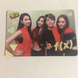 Fx Yes Card