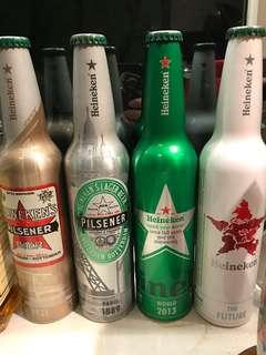 喜力紀念珍藏版beer