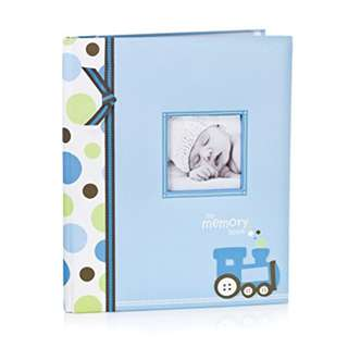 Lil' Peach Train Baby Memory Book