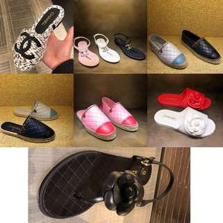 Chanel shoes for women