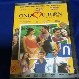 Cinta u turn ( dvd )