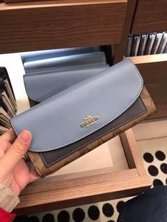 COACH wallet, PO US, Ready tgl 20
