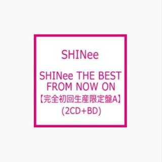 SHINee (Japan) - The Best From Now On