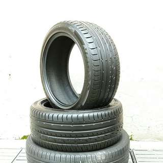 Used 225/45 R17(Sold) Nexen (2pcs) 🙋‍♂️