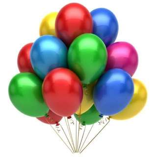 BalloonsHero party balloons with helium (FREE DELIVERY*)