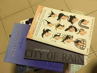 Books for sale v