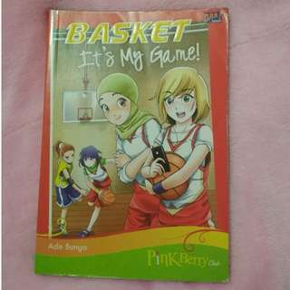 basket its my game