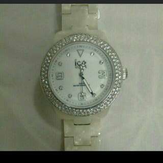 Ice Watch with swarovski crystals authentic