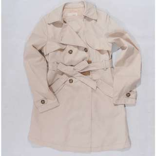 日本購100%new「ESTACOT」乾濕褸trench coat burberry coach