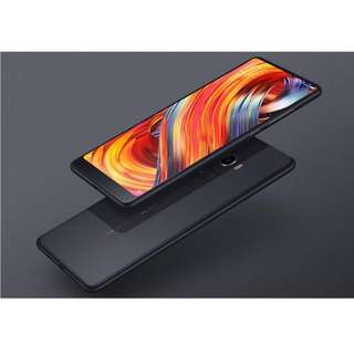 Xiaomi Mi Mix 2 Smartphone - Black [64GB/ 6GB]