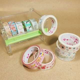 Washi Tape (thin)