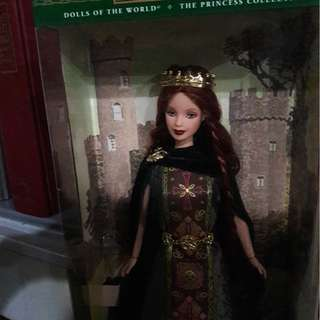 Princess of Ireland Barbie Doll: Collector Edition