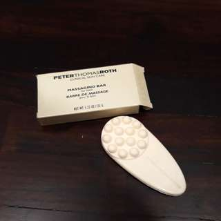 Massaging Soap Bar
