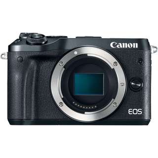 Canon M6 Body Only(Black)
