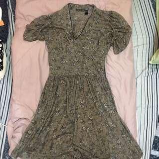 Mango Dress, M