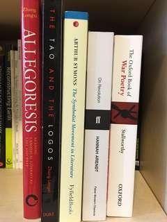 Books for sale