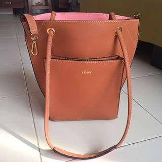 2Loev genuine leather