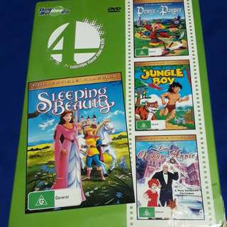 4 Collectible Classics ( dvd )