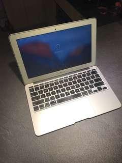 """Apple MacBook Air 11"""" 2010"""