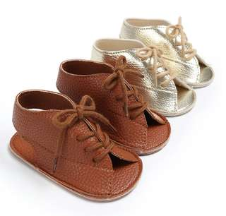 Summer Baby Girl PU Leather Sandals🍀