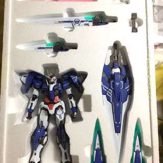 Metal build 00 7 sword 劍 舊版 gundam 高達