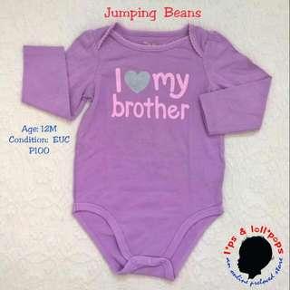 Jumping Bean Onesie