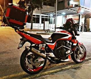 Honda CB400 Superfour Spec 3