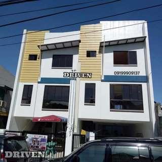 RFO 3-storey Townhouse in Marikina Heights