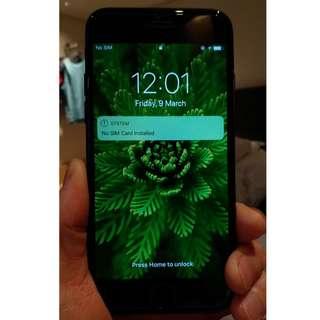 APPLE iPHONE 7 128GB PIANO BLACK HKD3399.00