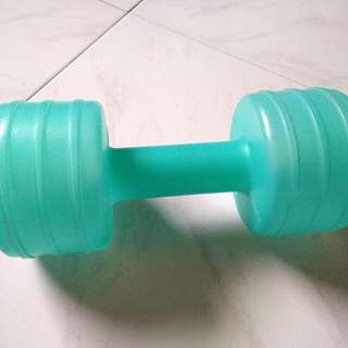 Plastic Dumbbell