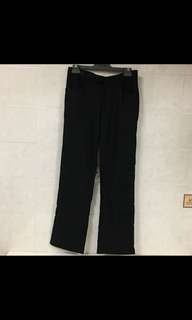 South China Sea Long Black Pants (size 6)