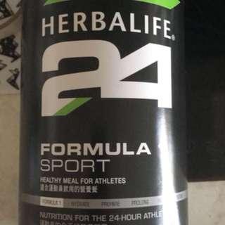 全新Herbalife 運動營養飲品