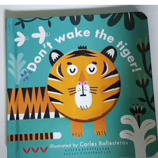 Little Faces - Don't Wake the Tiger!