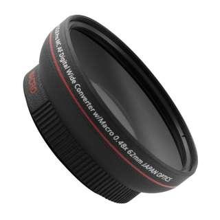 I-Lens Wide Converter (Diameter 52mm)