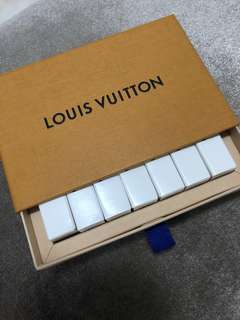 Louis Vuitton perfume sampler