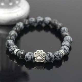 Paws friend pet couple bracelet bracelet