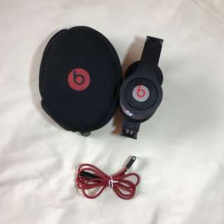 Authentic Beats by Dr. Dre Solo Monster