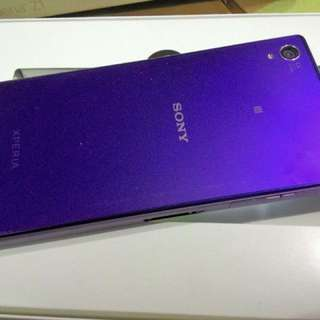 Sony Xperia Z1 c6903 Purple